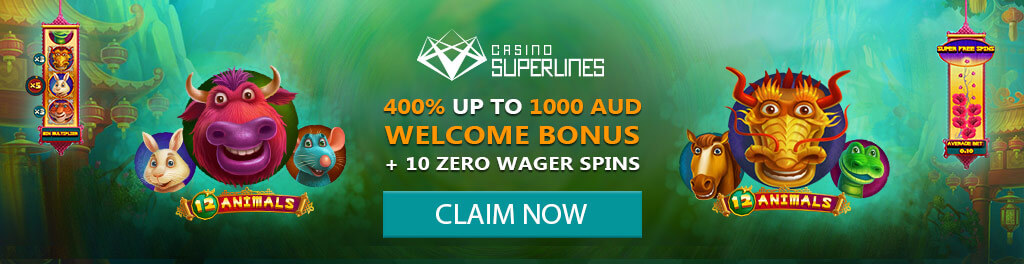 casino superlines australian casino bonus