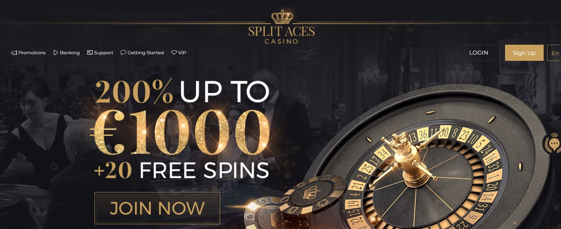 split aces new bonus