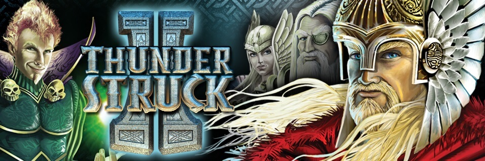thunderstruck II slot review pokies
